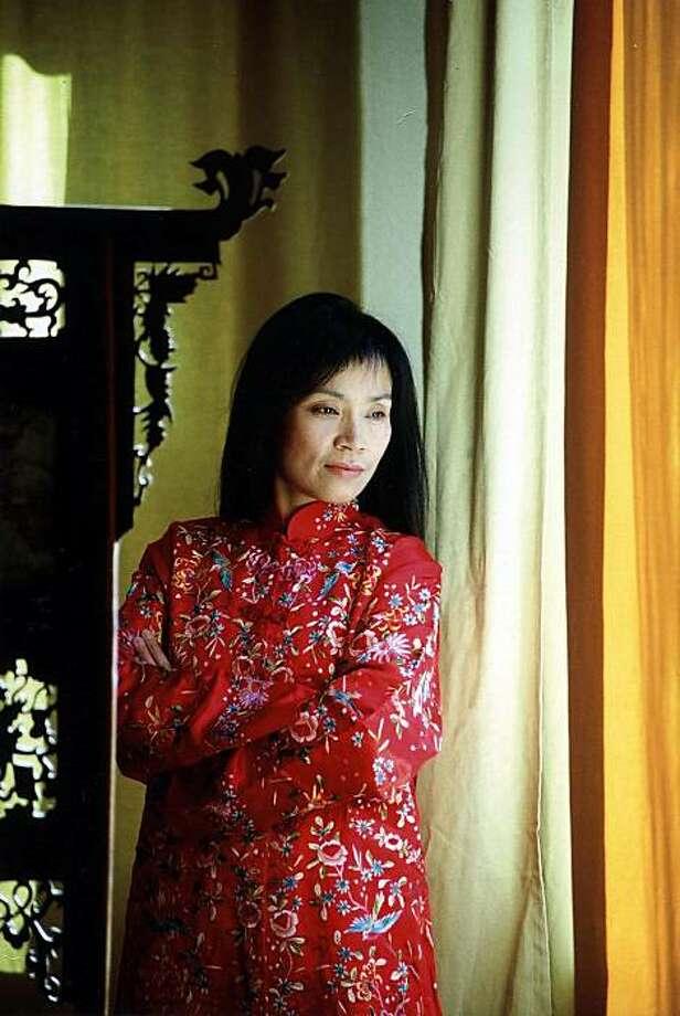 "Anchee Min, author of ""Pearl of China"" (handout) Photo: Naishi Min"