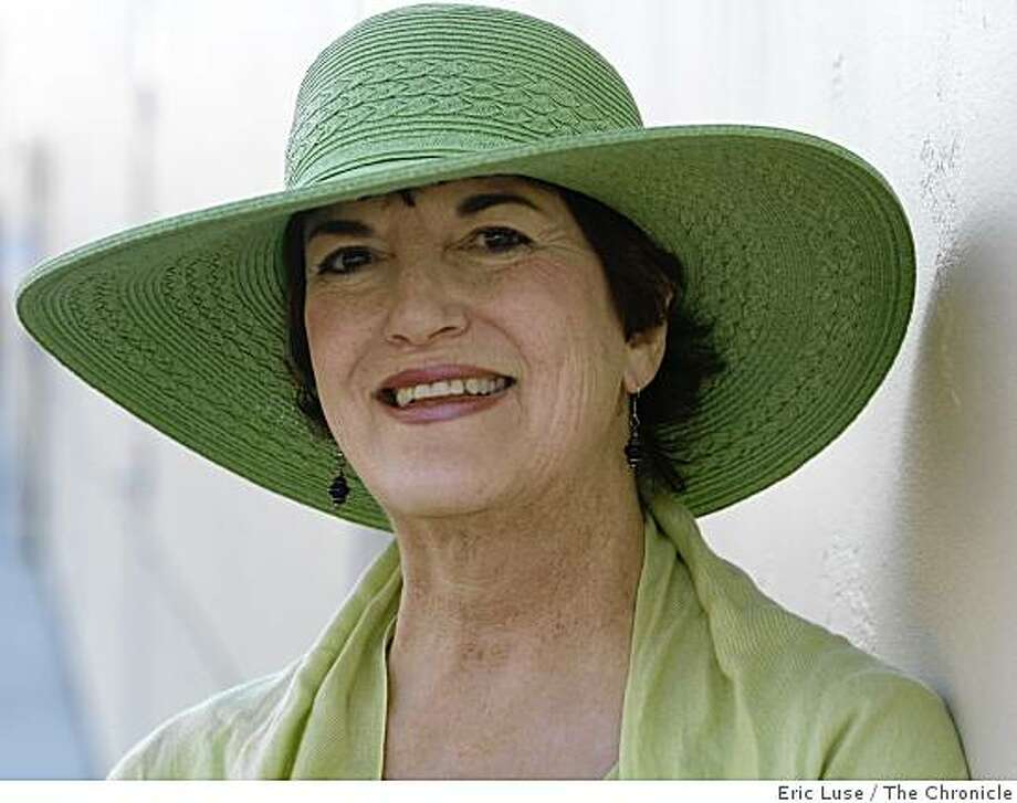 Susan L. Miller in Novato photographed on Thursday, October 16, 2008. Photo: Eric Luse, The Chronicle