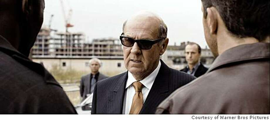 Tom Wilkinson as Lenny Cole in Dark Castle Entertainment?s action film ?RocknRolla,? distributed by Warner Bros. Pictures. Photo: Courtesy Of Warner Bros Pictures