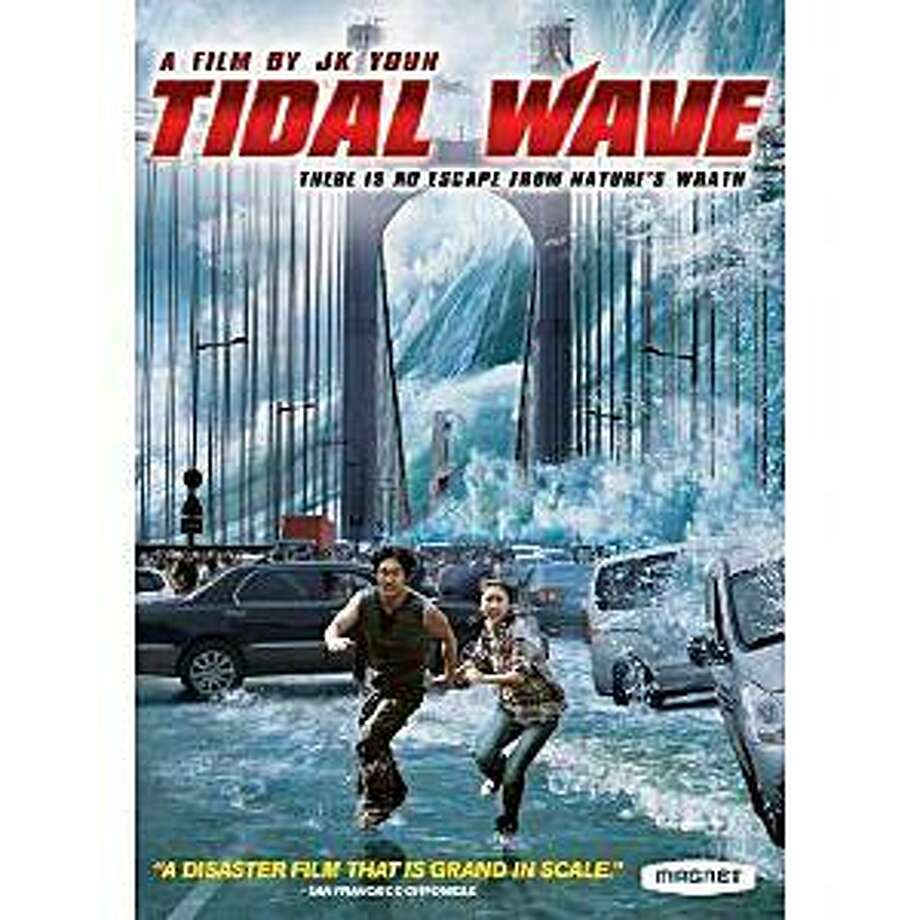 dvd cover TIDAL WAVE Photo: Amazon.com