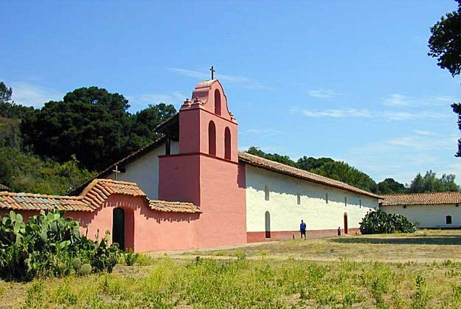 La Purisima Mission State Historic Park in Lompoc, Calif. Photo: Nora K. Wallace, AP