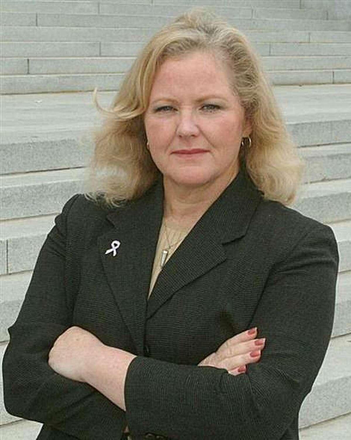 Alameda County District Attorney Nancy O'Malley