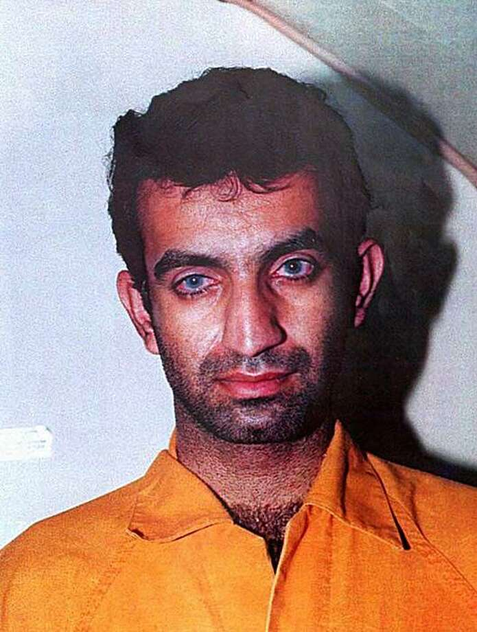 Convicted mastermind of the 1993 World Trade Center bombing, Ramzi Yousef, was sentenced to life in prison without parole Thursday, Jan. 8, 1998.  Ramzi Yousef is shown in this undated file photo. Photo: AP