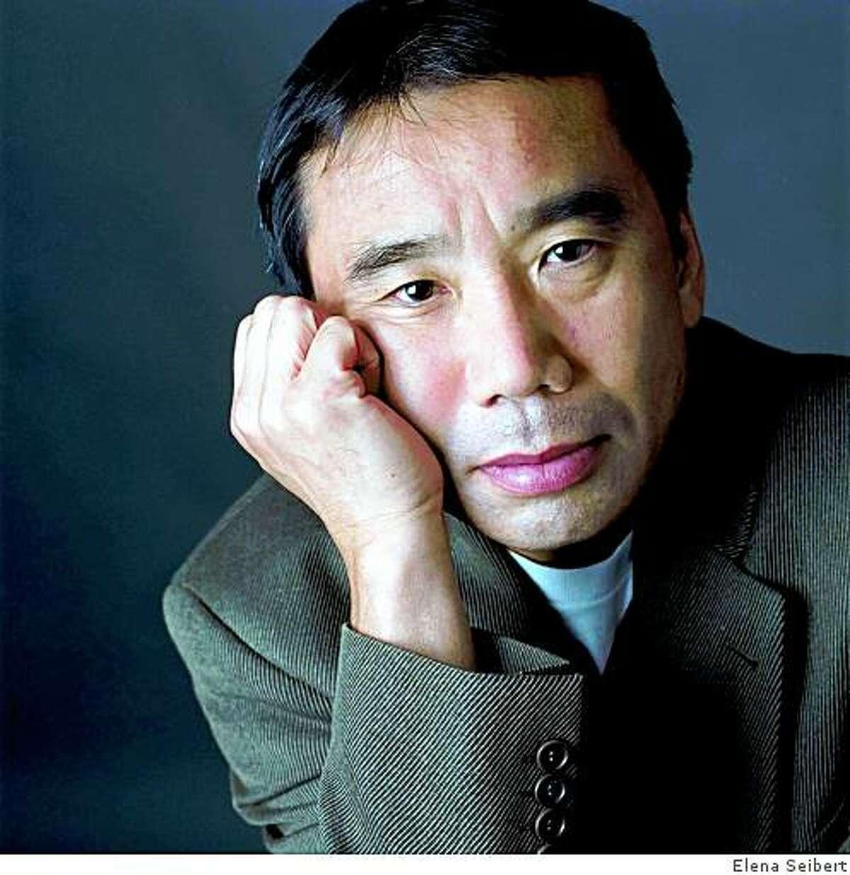 Haruki Murakami, author of