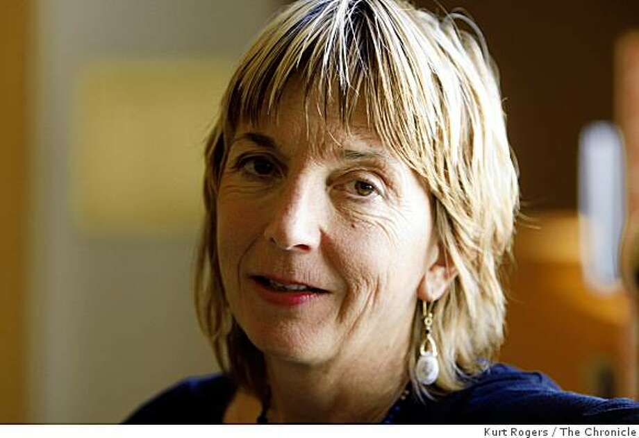 "Jane Anderson the writer/director of  ATC's ""The Quality of Life."" Photo taken on Wednesday, Oct. 15,  2008, in San Francisco, Calif Photo: Kurt Rogers, The Chronicle"