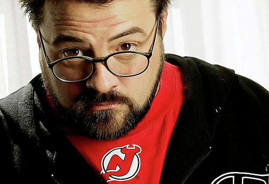 Director Kevin Smith at the Toronto Film  Festival in Torondo, September 2008. Photo: Carlo Allegri, Associated Press