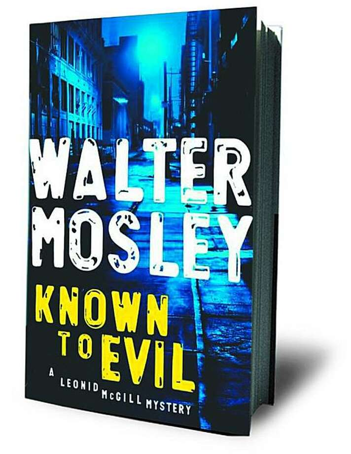Known to Evil (A Leonid McGill Mystery) ~ Walter Mosley Photo: Riverhead