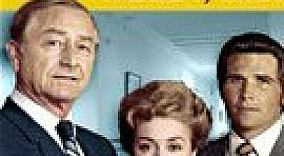 dvd cover MARCUS WELBY M.D. SEASON ONE Photo: Amazon.com