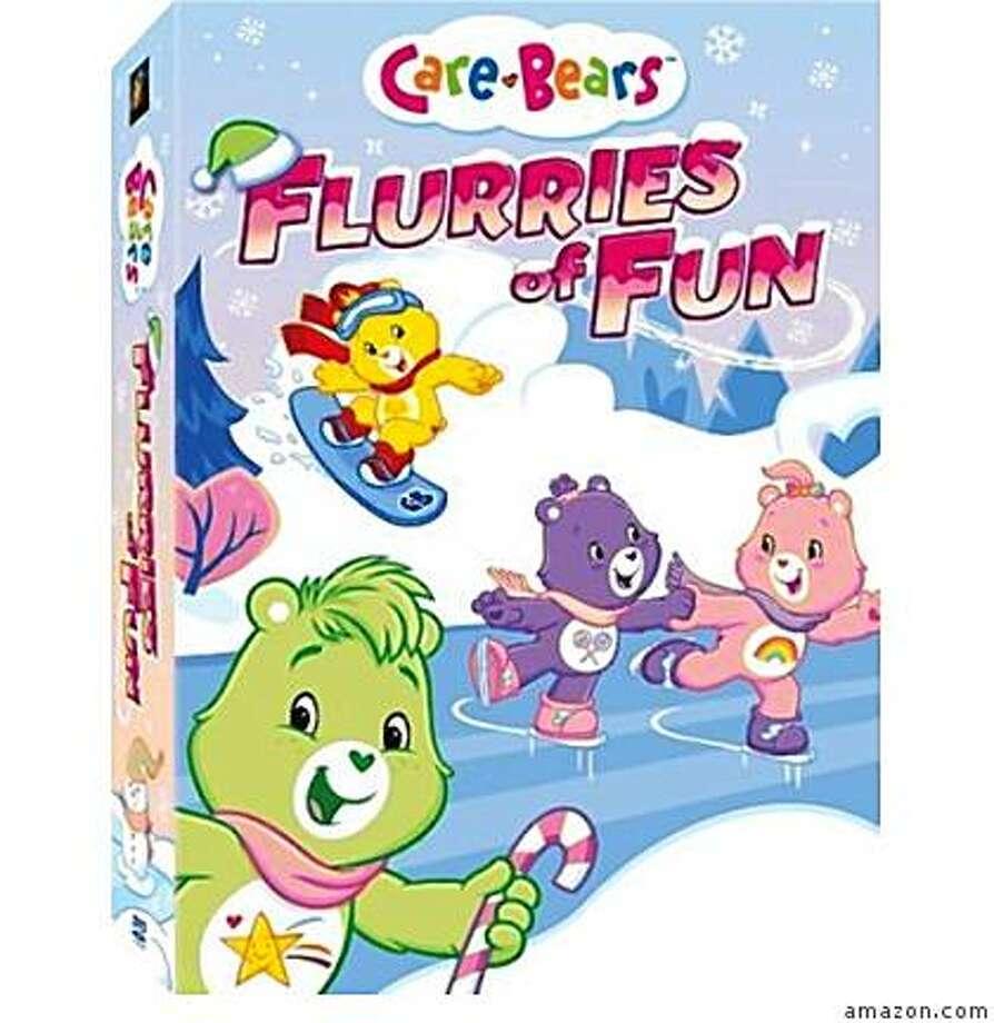 dvd cover CARE BEARS: FLURRIES OF FUN Photo: Amazon.com