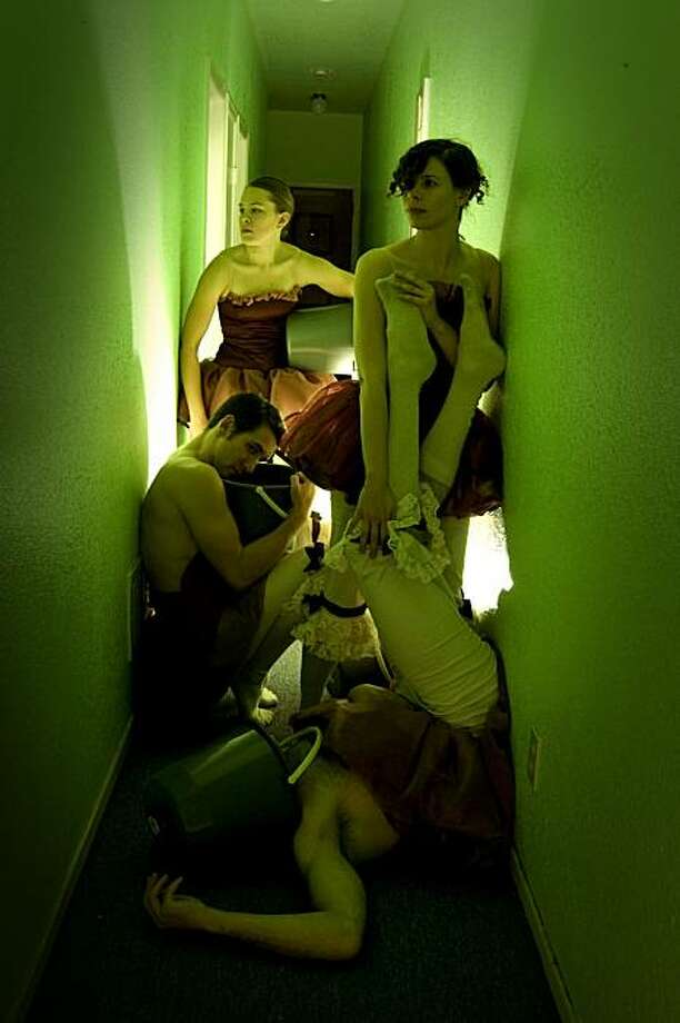 """Company members of FACT/SF will perform in """"The Consumption Series."""" Photo: Tawnee Kendall"""