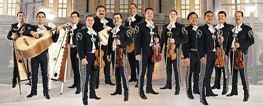 Mariachi Vargas de Tecalitlan    plays                May 14 at Cache Creek. Photo: Cache Creek