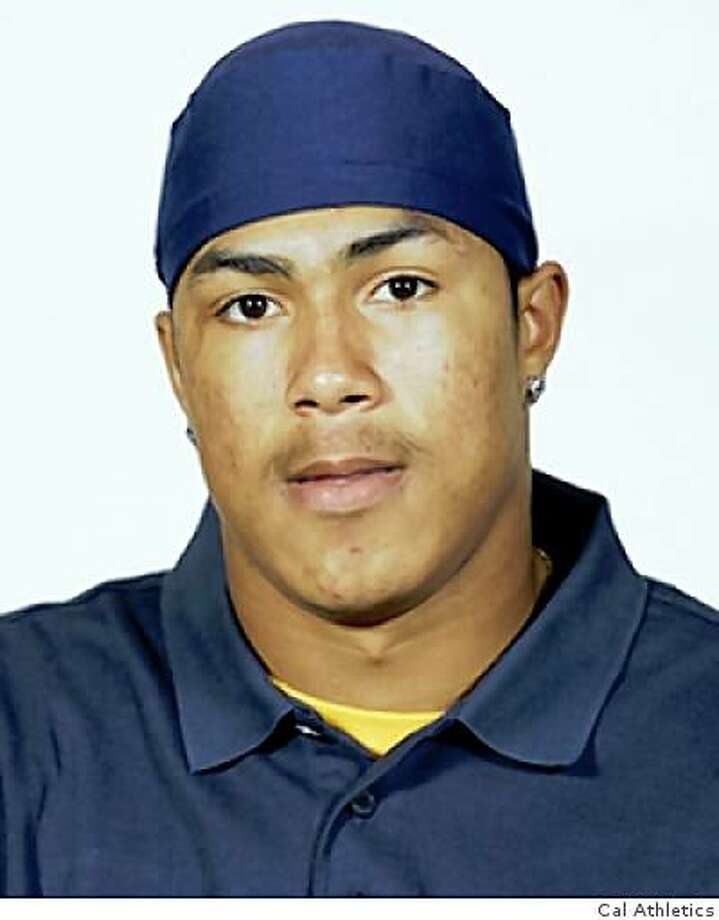 Gary Doxy, a 21-year-old former Cal football player, was arrested and charged October 20, 2008 in connection with a September 2008 robbery of two Cal crew members at the Clark Kerr Campus, a residence-hall complex just southeast of UC Berkeley and home to many of the school's student athletes. Photo: Cal Athletics