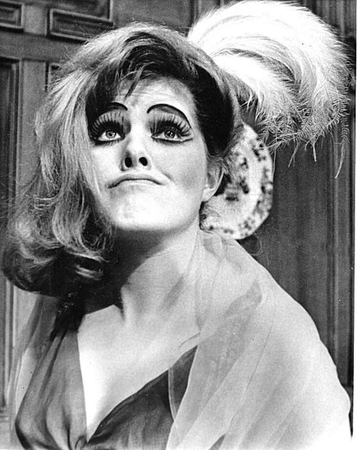 """FILE - In this Dec. 8, 1965 file photo, British actress Lynn Redgrave, 22, is shown in the title role in a movie scene from """"Georgy"""" at Shepperton Studios, Middlesex, England. Redgrave, an introspective and independent player in her family's acting dynasty who became a 1960s sensation as the freethinking title character of """"Georgy Girl"""" and later dramatized her troubled past in such one-woman stage performances, died Sunday, May 2, 2010. She was 67. Photo: AP"""