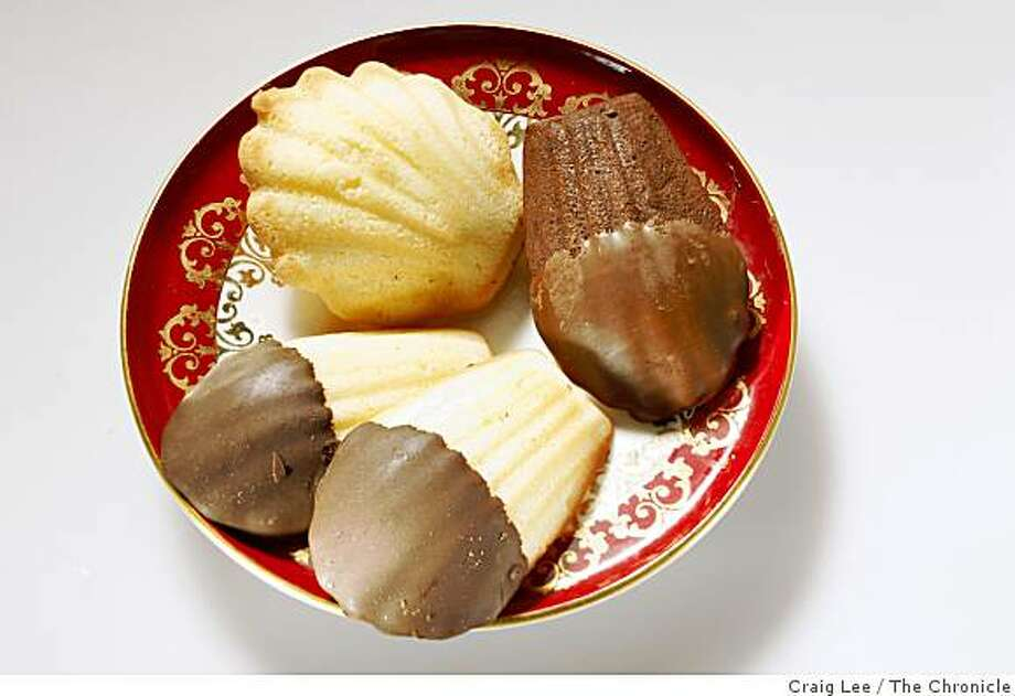 Madeleine cookies, in San Francisco, Calif., on October 2, 2008. Photo: Craig Lee, The Chronicle