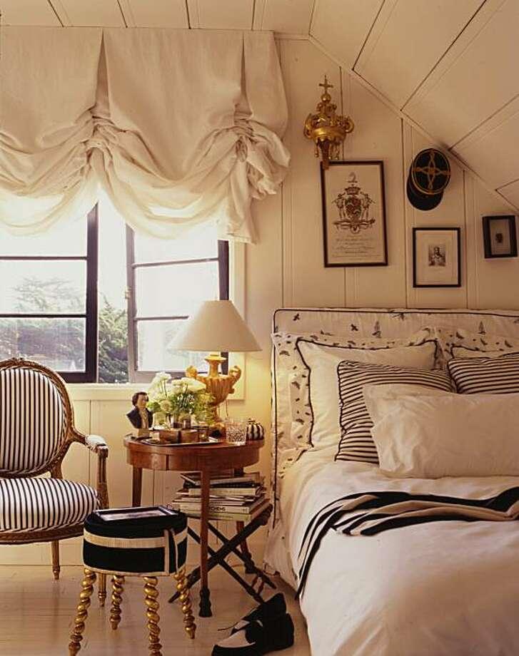 Steven Shubel's Sausalito residence. Photo: Dominique Vorillon
