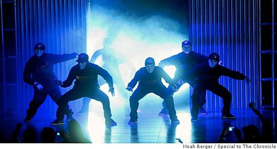 Americas Best Dance Crew Live In Oakland