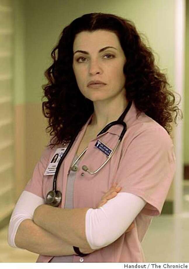 Julianna Margulies Emergency Room
