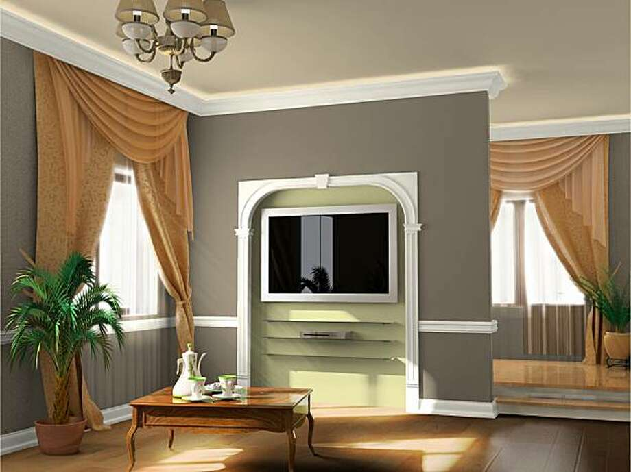 How to choose a paint color sfgate - How to pick a paint color for living room ...