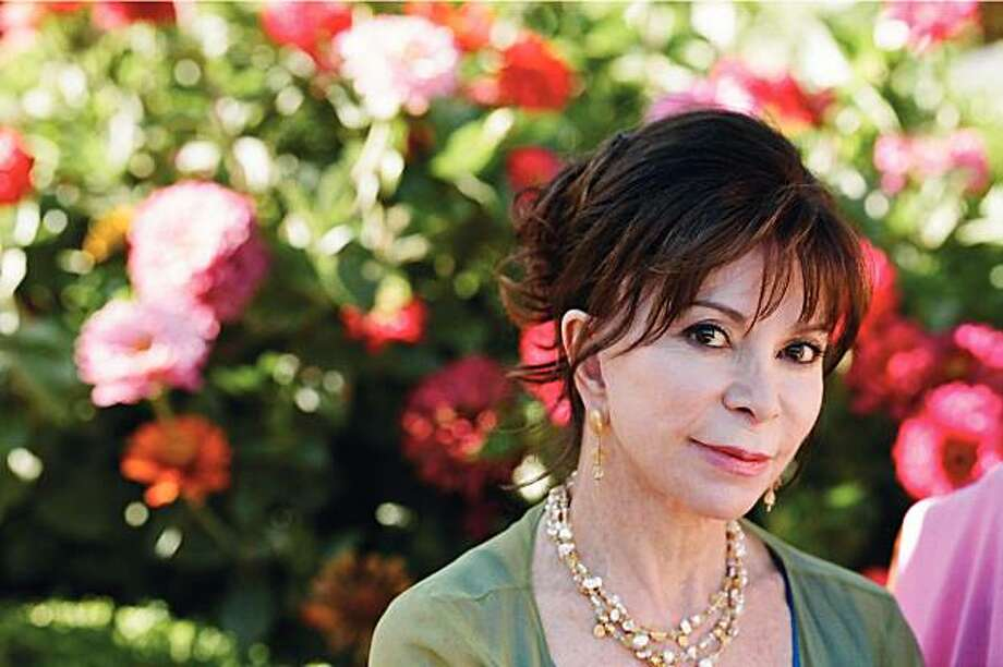 """Island Beneath the Sea"" this coming Sunday by Isabel Allende. author photo Photo: Lori Barra, HarperCollins"