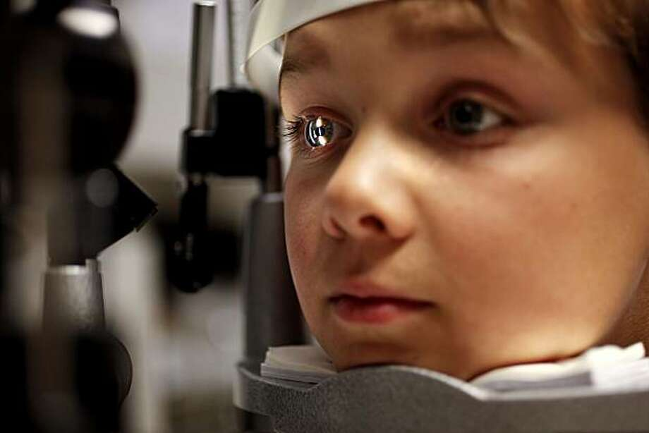 UCSF opens eye clinic tailored to children - SFGate