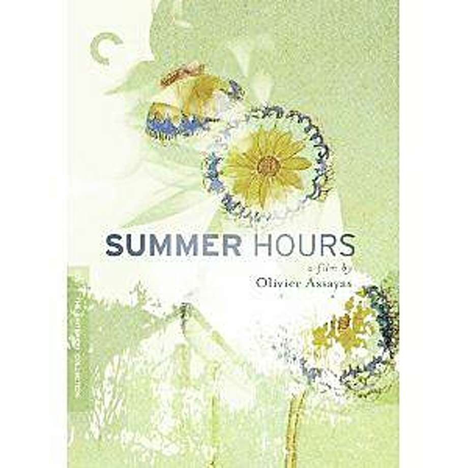 SUMMER HOURS dvd cover Photo: Amazon.com