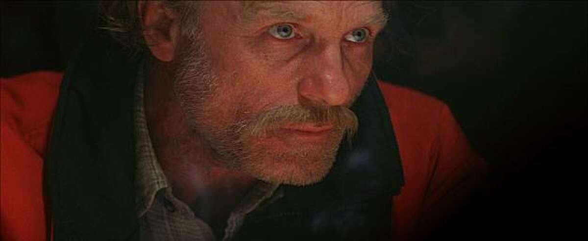"""Ed Harris in """"Touching Home."""""""