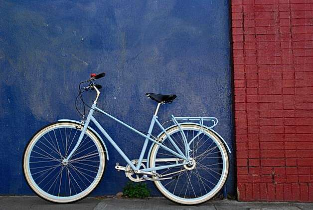 Public Bike's retro-style cruisers, from $650-$1,200, have gear configurations of one, three and eight-speeds. Photo: Public Bikes