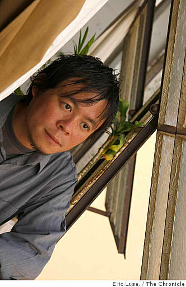 Kevin Chen, Curator at Intersection for the Arts in   San Francisco photographed on Wednesday, September 25, 2008. Photo: Eric Luse,, The Chronicle