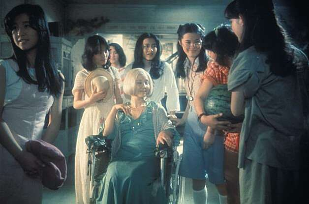 "A scene from Nobuhiko Obayashi's 1977 cult classic ""House."" Photo: Janus Films"