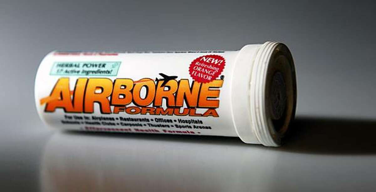 The manufacturers of Airborne have agreed to settle a lawsuit for $23.3 million due to their bogus claims that Airborne could prevent or treat the common cold. Tuesday March 9, 2010