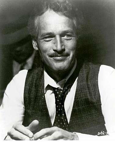 "Paul Newman in ""The Sting"" in 1973."