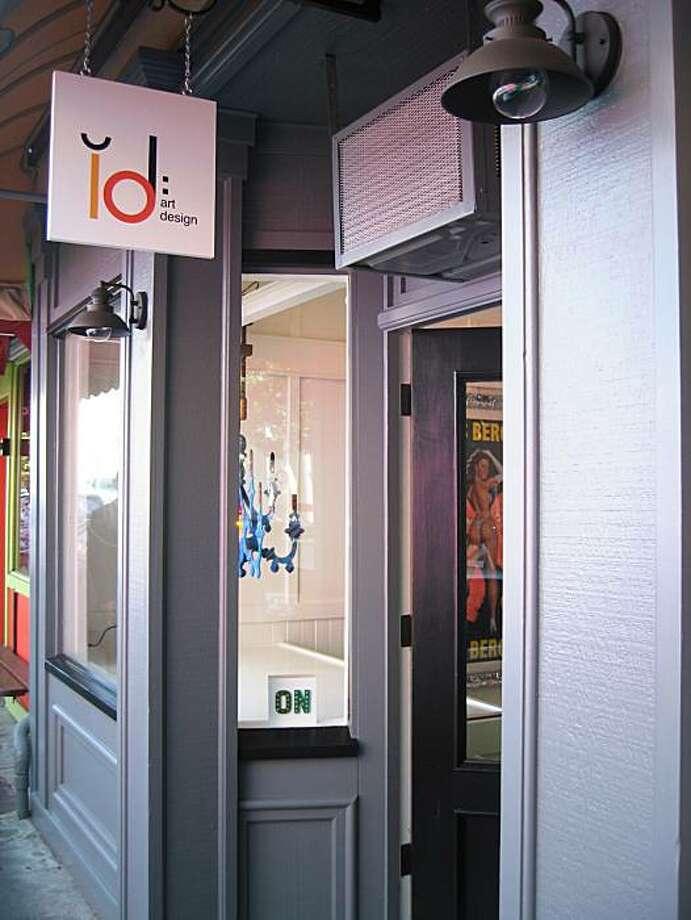 ID,  Michael Valenzuela's curiosity shop in Healdsburg. Photo: Id