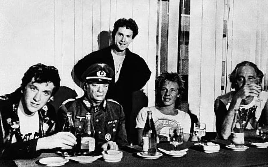 Sex Pistols Manager Malcolm Mclaren Dies At 64 Sfgate