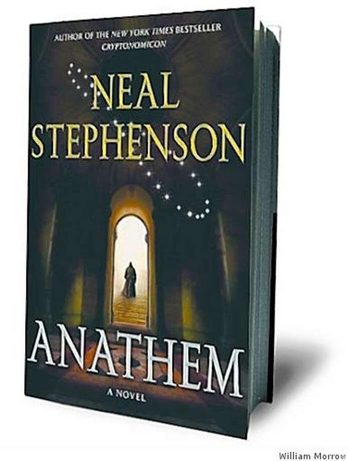 Anathem by Neal Stephenson Photo: William Morrow