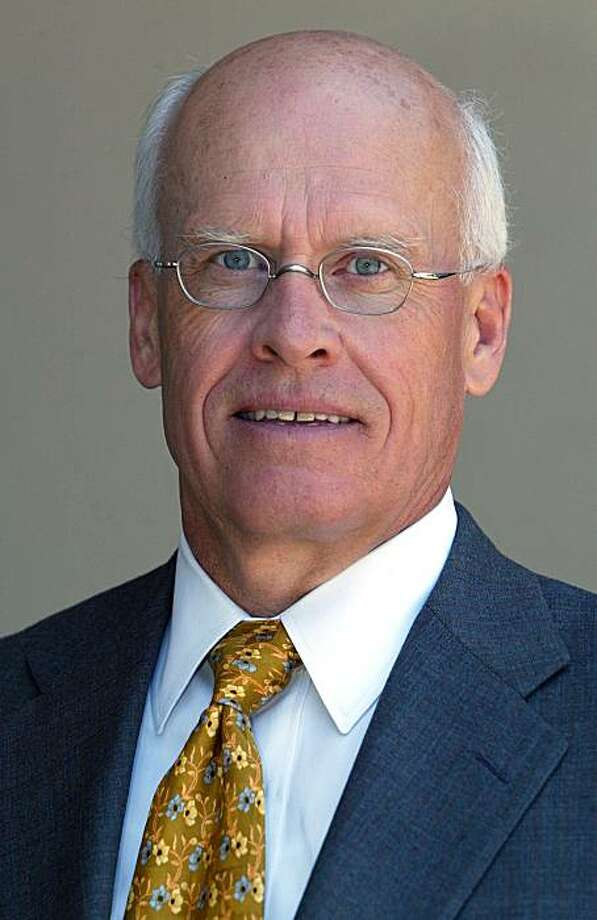 City College of San Francisco Assistant Vice Chancellor James Blomquist. Photo: Monica Davey, Special To The Chronicle