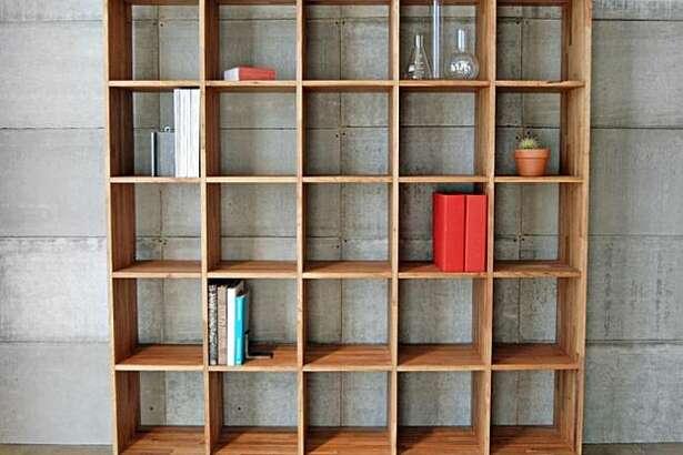 Lax Series Bookshelf by Mash Studios.