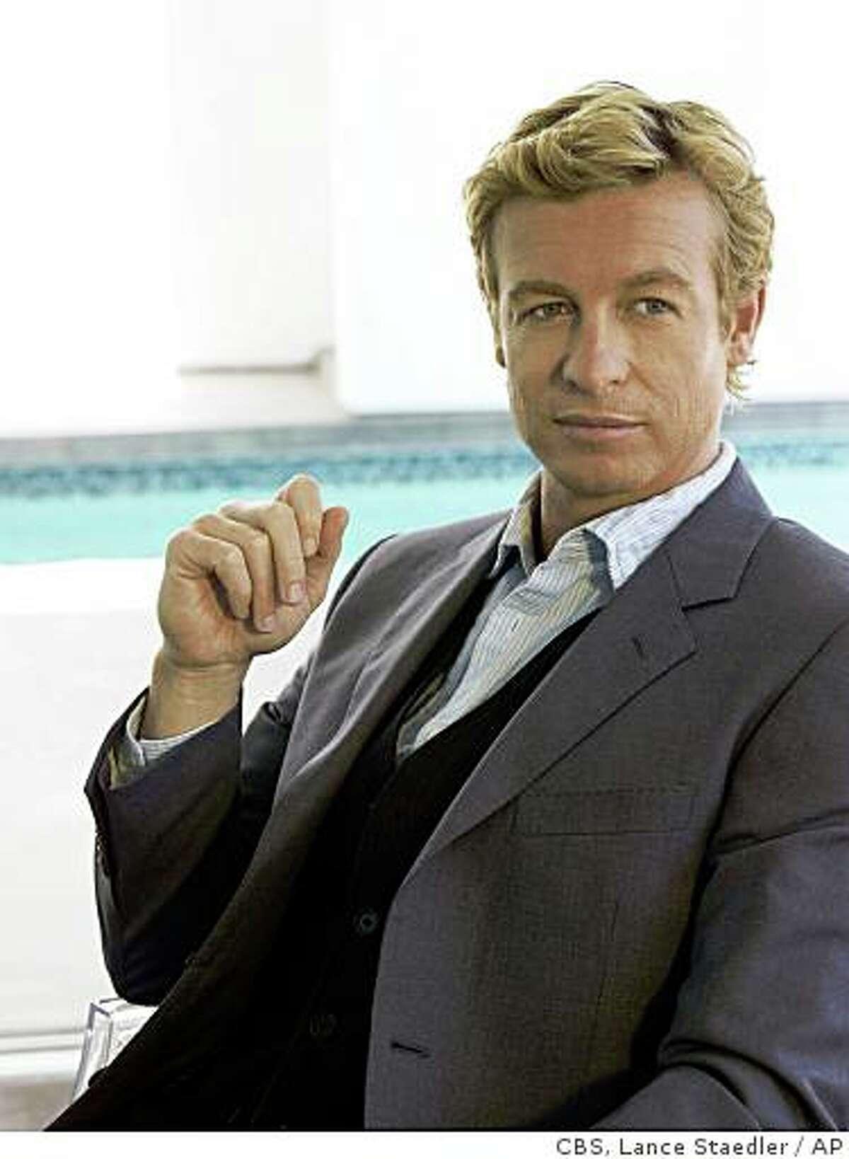 Simon Baker stars as Patrick Jane in
