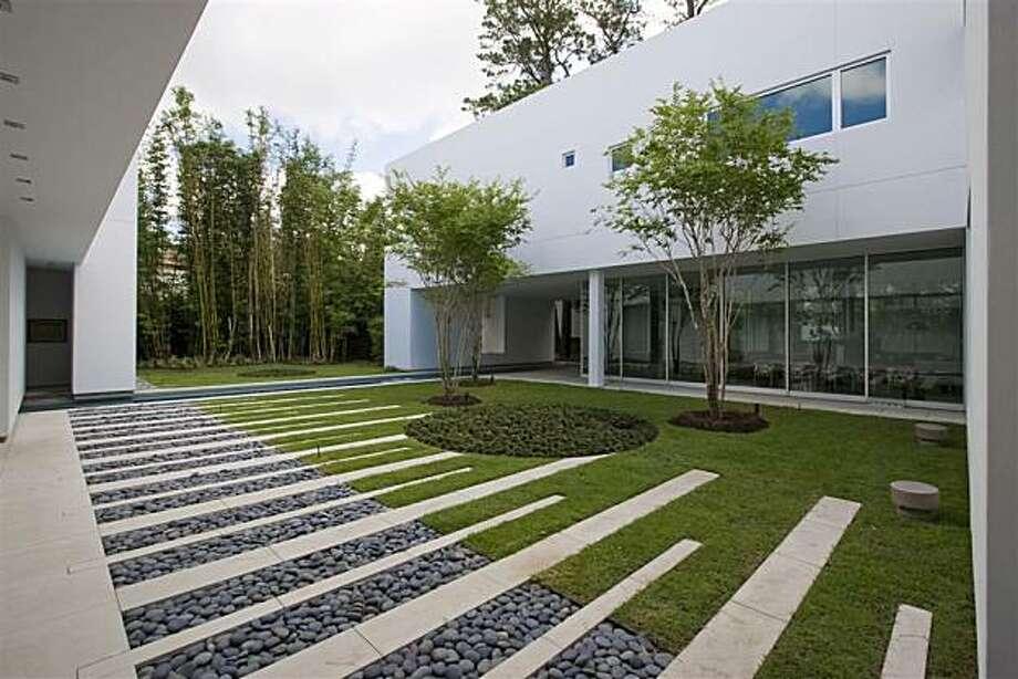 Zen gardens build a sense of calm - San Antonio Express-News on condo in hanger design, beach condo design, contemporary condo design, modern condo design, condo interior design,