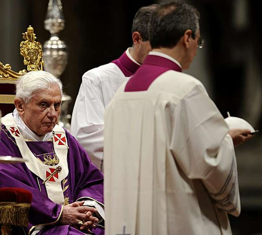 Vatican defends pope\'s handling of abuse cases - SFGate