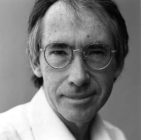 "ian mcEwan, author of ""solar"" Photo: Eamon McCabe, Doubleday"
