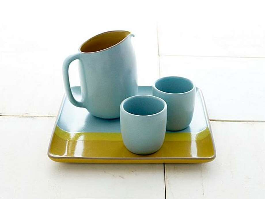 Summer collection by Heath Ceramics Photo: Heath Ceramics