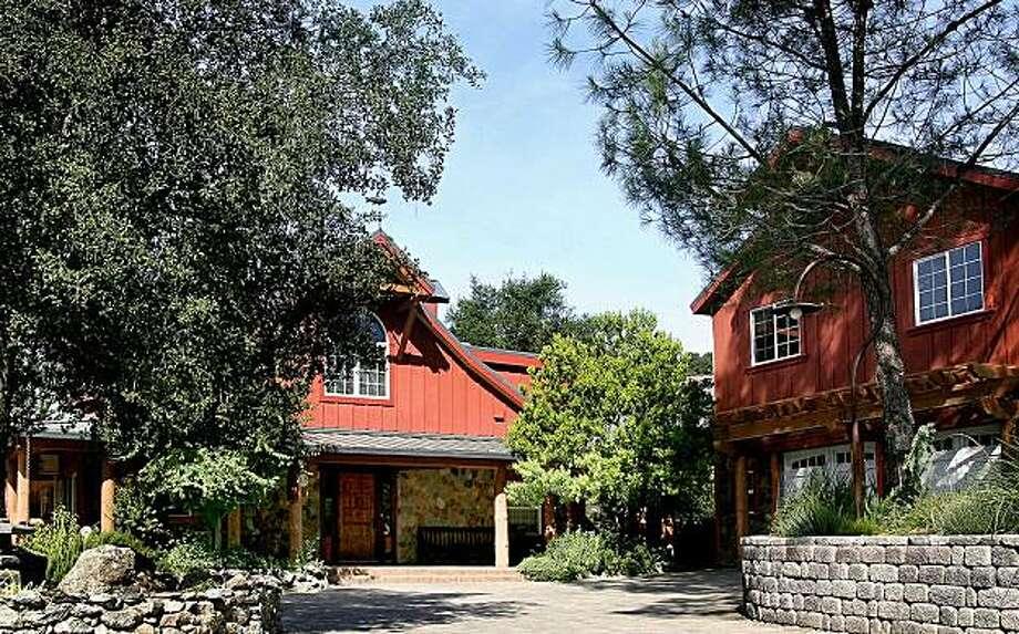 Eden Vale Inn, Placerville, Ca. Photo: Eden Vale Inn