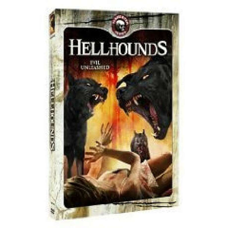 dvd cover HELLHOUNDS Photo: Amazon.com