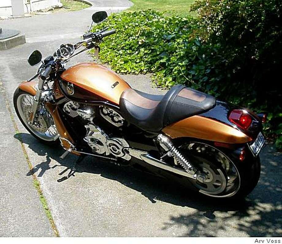 Harley Davidson V Rod Photo Arv Voss