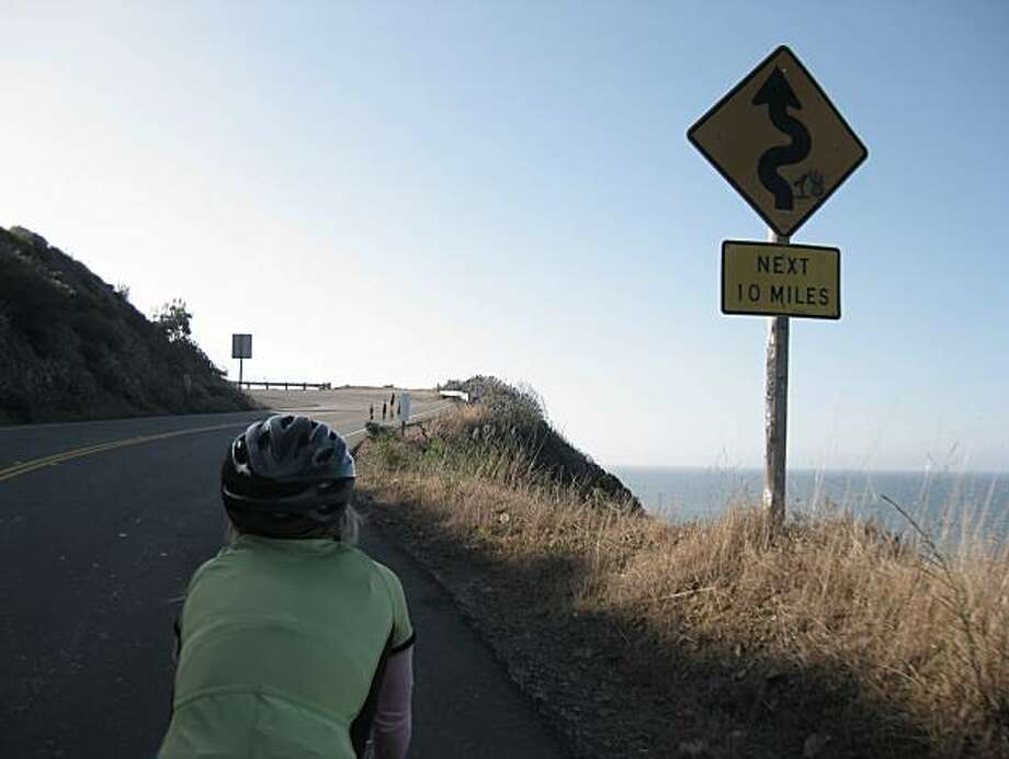 Springtime is a great time for bicycle adventures, with the wildflowers in bloom, seasonal rain showers mostly behind us and the summer heat not yet at full strength. Photo: Ken Prosser