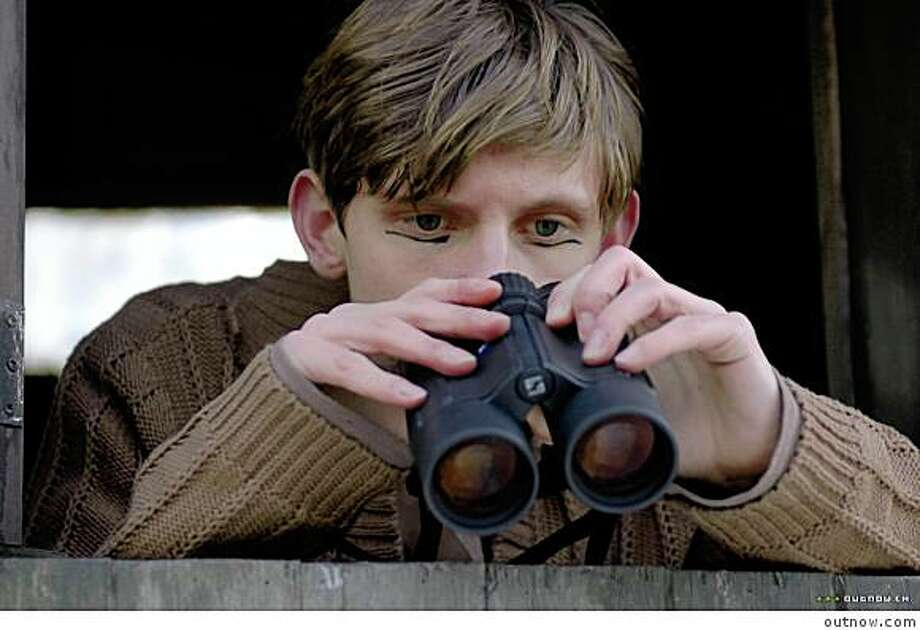 Jamie Bell in MISTER FOE Photo: Outnow.com