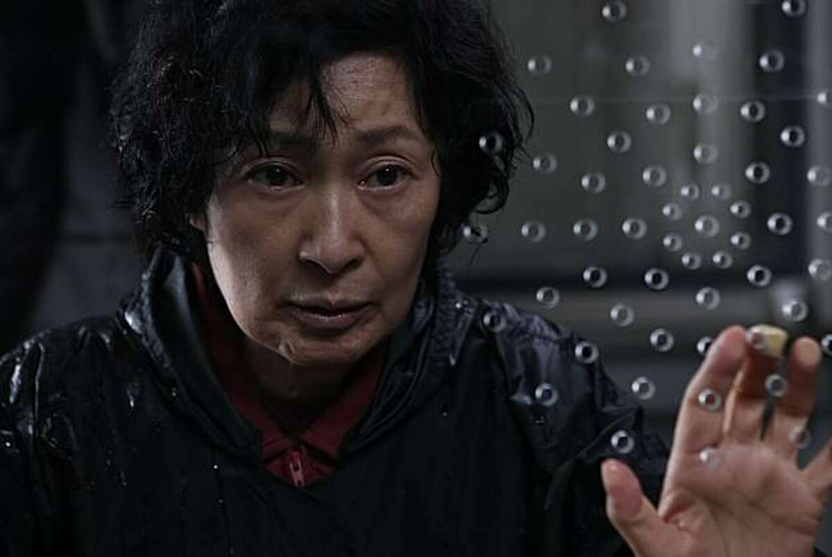Kim Hye-Ja in MOTHER, a Magnolia Pictures release.