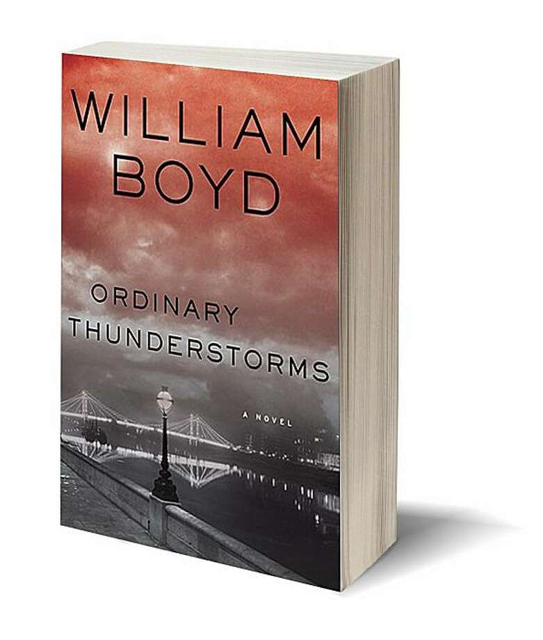 Ordinary Thunderstorms: A Novel by William Boyd Photo: Harper
