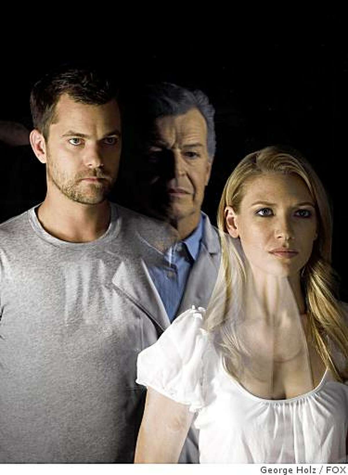 Joshua Jackson, John Noble and Anna Torv stars in FRINGE premiering Tuesday, Sept. 9 on FOX.
