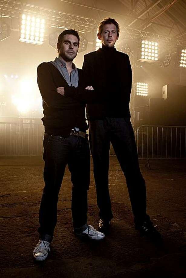 Groove Armada Photo: Live Nation